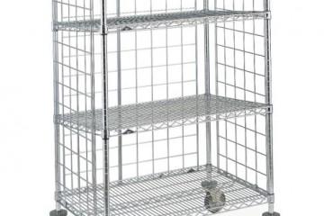 boxs en fil d'acier