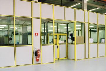 Cloison Atelier